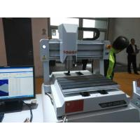 Buy cheap 3040 Desktop CNC Router Machine For Woodworking , Small CNC Wood Router from wholesalers