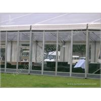Quality 800 People Large Clear Roof Outdoor Event Tent Wedding Reception Marquee for sale