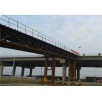 Buy cheap Highway TDR Type Steel Truss Bridge With Full Load - Carrying Capability product