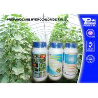 China Propamocarb Hydrochloride 72% Sl Fungicide For Plants , CAS NO 25606-41-1 on sale