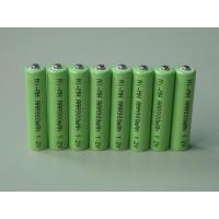Buy cheap High safe performance 1.2v 900mah aaa nickel metal hydride rechargeable batteries product
