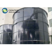 Buy cheap Abrasion Resistance Glass Lined Steel  Industrial Water Tanks For Liquid Storage product