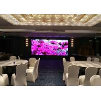 Buy cheap SMD P2.5 Indoor Advertising LED Display Hotel / TV Station / Meeting Room product