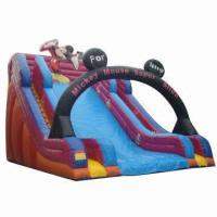 Buy cheap Inflatable Slide, Customized Designs are Accepted product