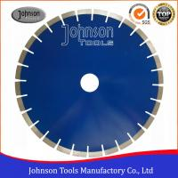 """Quality 16"""" Laser Welded Diamond Blades For Cutting Hard Granite 400mm for sale"""