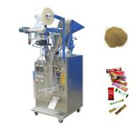 Buy cheap Wood Packaging Chocolate Packing Machine , Electric Driven Salt Packing Machine product
