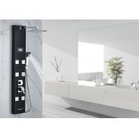 Buy cheap Digital Display Screen Stainless Steel Shower Panel ROVATE Classic Style product