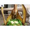 Buy cheap Jurassic World Playground Life Size Animatronic Robotic Dinosaur Realistic Model product