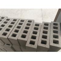 Quality Custom Coffee Hollow Clay Brick For Wall Building Construction for sale