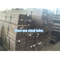 Buy cheap Cold Formed Hollow Section Steel Tube , Hexagonal / Rectangular Steel Tubing product