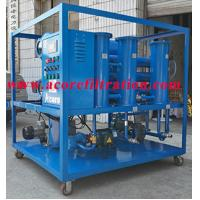 Buy cheap Mobile Transformer Oil Dehydration and Degassing Plant Manufacturer product