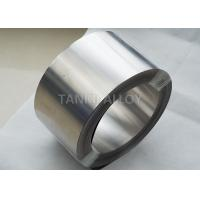 Buy cheap Monel K400 K500 Nickel Alloy Precision Strip For Marine Industry Good Cutting Performance product