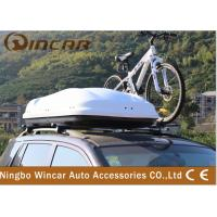 Buy cheap 450L Capacity Car Roof Boxes / Auto Roof Travel Box Waterproof product
