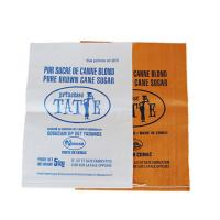Buy cheap 20kg 25kg 50kg Plastic Pp Woven Sack Bags Recyclable Flexo Printing For Packaging product