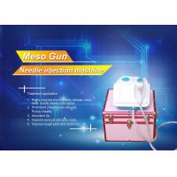 Buy cheap Vacuum Needle Injector Meso Gun Water skin care beauty machine CE certification product