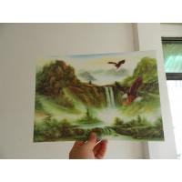 Buy cheap OK3D plastic print 3d lenticular photo Artistic Photography art images-customized 3d lenticular image photo for wedding product