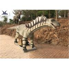 Buy cheap Large Jurassic Dinosaur Large Resin Animal Statues, Amargasaurus Dinosaur Garden Art product