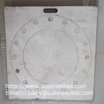 Large board silicon gasket steel cutting dies, rubber gasket steel die cutters