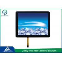 Buy cheap Five Wire Analog Multi Touch Resistive Touch Screen 13.3 Inch High Sensitivity product