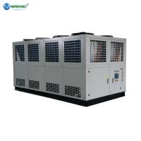 Buy cheap Air-cooled Industrial Chiller 250 Kw Water Chiller For Food Processing Machine product