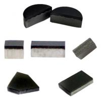 Buy cheap Triangle / Square PCD Segment PCD Tips High Cutting Speed Good Surface Finish from wholesalers