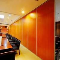 Buy cheap Decorative Acoustic Movable Partition Walls For Wedding Hall / Ballroom from wholesalers