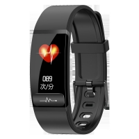 Buy cheap H8 ECG PPG HRV Blood Oxygen SPO2 Medical Health Care Smart Bracelet Waterproof Hear Rate Monitor Track Fitness Wristband product