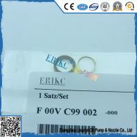 Buy cheap Bosch auto centrifugal pump repair kit F00VC99002, CR fuel injector exhaust valve kit F 00V C99 002 product