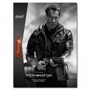 Buy cheap Movie Super Star Lenticular Poster Printing 3D Flip Deep Effect Avengers Advertisement product