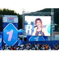 Buy cheap P8 Rental LED Screen IP65 / IP54 For Outdoor Display Signs 256*128mm product