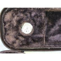 Buy cheap Compact Structure Wooden Guitar Case With The Velvet Lining Customized Size product