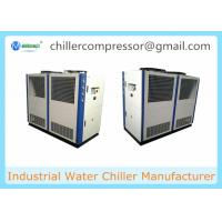 Buy cheap Low Temperature Air Cooled Water Chiller for Dairy Process Milk Cooling product