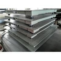 Buy cheap Carbon Steel Patterned Plate Spraying1X1m/1X1.25m/1X5m/2X2m floor weighing scale product