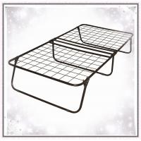 """Buy cheap Traveler Folding Frame Twin Guest Bed Without Mattress 38X75X14"""" product"""