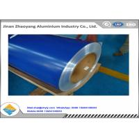Buy cheap Customized Color Coated Aluminum Coil / Sheet Temper H14 H18 H24 H112 ISO product