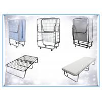 Buy cheap Traveler Folding Frame Twin Guest Bedwith 3 Inch Mattress product