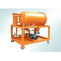 Buy cheap Fuel Oil Hydraulic Oil Filtration Equipment Oil Water Separation 600 L/hour product