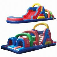 Buy cheap Inflatable Obstacle Course  product