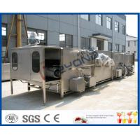 Buy cheap 5000LPH Soft Drink Production Line For Soft Drink Manufacturing Process product