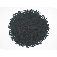 Buy cheap Extruded Granular Pellet 4mm Coal Based Activated Carbon product