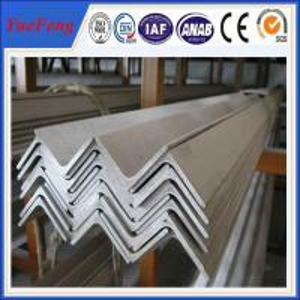 Buy cheap 6063 v slot aluminum profile / l shaped aluminum extrusion manufacturer / aluminum l angle product