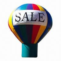 Buy cheap Inflatable Balloon, Customized Designs are Accepted from wholesalers