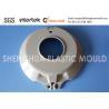 Buy cheap Prototype Plastic Injection Molding Caps / Cover , CNC Injection Moldable Plastics product