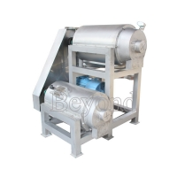 Buy cheap Tomato Paste Squeezing 10TPH Fruit Juice Pulping Machine product