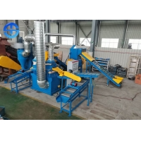 Buy cheap 110.76kw Dry Type 99.5% Purity Copper Cable Granulator product