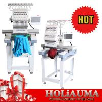 Buy cheap New technology one head high speed barudan embroidery machine product