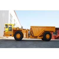 Buy cheap Underground Mining RT-20 Low Profile Dumper With Central Articulation Steering from wholesalers