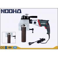 Buy cheap Various Clamp Size Hand Held Pipe Beveler , Electric Pipe Cutter High Precision product