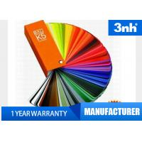 Buy cheap Classic Ral Paint Color Cards Semi Matte / Gloss Surface For Printing Industry product