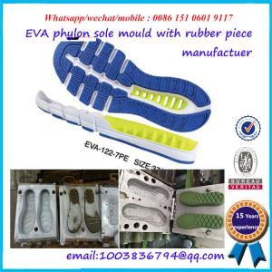 Buy cheap PCU PVC Sports Shoe  Mould Durable Plastic Injection Shoe Mould product